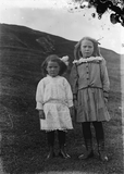 Two small girls