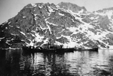 Warships at Lofoten