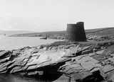 Broch of Mousa looking North