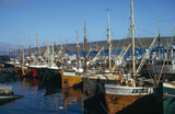 Norwegian boats, Lerwick