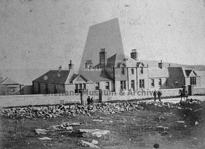 Combination Poorhouse, Lerwick